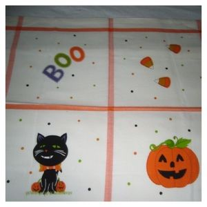 👻Halloween ICONS Cloth Napkins Set